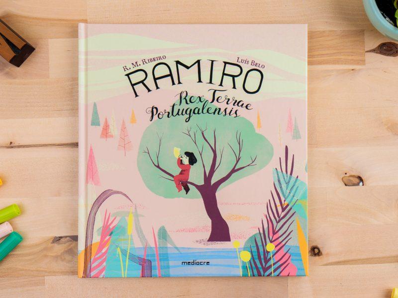 Ramiro, Rex Terrae Portugalensis